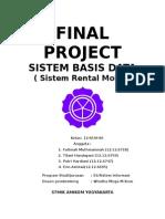 laporanrentalmobil-140107043830-phpapp01