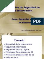 Conceptos de Seguridad de La Información