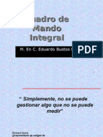 Cuadro Del Mando Integral