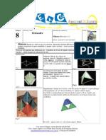 8 tetraedre