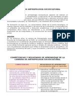 Antropologia, Matrices Misión, Visión y RAC.revisado.doc