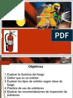 Capacitacion Extintores SERVISA