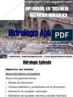 Hidrologia Aplicada
