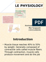 1 Muscle Physiology