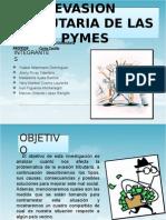 Evasion Tributaria de Las Pymes...Expo (1)