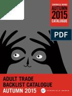 A&CB Adult BACKLIST Catalog