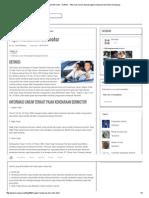 Pajak Kendaraan Bermotor _ Definisi - Informasi Umum Terkait Pajak Kendaraan Bermotor (Kerjanya)