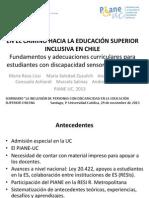 8 Presentación Libro Inclusión PIANE UC