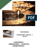 CONCIENCIA RADIESTESICA, RADHABSAL