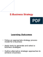5 E Business Strategy