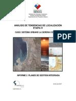 2° Informe Serena-Coquimbo
