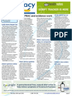 Pharmacy Daily for Thu 16 Apr 2015 - Link PBAC and evidence work, PBAC