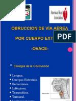 Obruccion de VÃ_a AÃ_rea