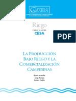 ECAM Produccion Riego 1