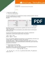 operatoria algebraica