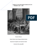 The Political Impact of Crusading Ideology in Sweden 1150 to 1350