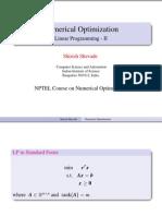 LinearProgramming II