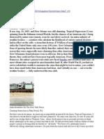 Catastrophe Bonds Explained by Michael Lewiss082607