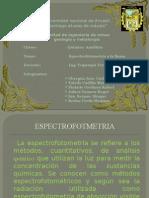 Espectrofotometria a La Llama
