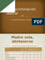 La Discriminación Laboral
