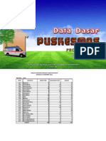 01. Data Dasar Puskesmas Final - Aceh