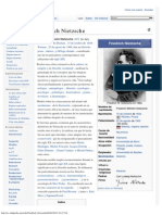 Friedrich Nietzsche - Wikipedia, La Enciclopedia Libre
