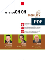 ADP Europe at Work - A vision on Mobility