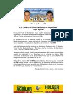 Boletín de Prensa 003