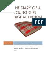 Anne Frank Digital Edition Intro for Teachers