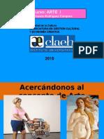 Unidad 1 - Arte I - 2015 Claeh - ¿Qué es el arte?