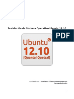 Sistema Operativos LINUX 12