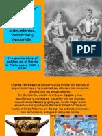 El Circo Criollo Antecedentes, Formación y Desarrollo 2015