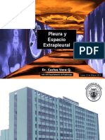 Clase Pleura y Espacio Extrapleural