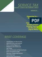 Service Tax PPT