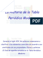 Historia Tabla Periodica- 2015.ppt