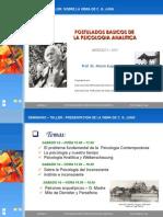 Postulados Basicos de La Psicologã-A Analitica Pe