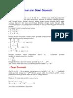 Barisan dan Deret Geometri.docx