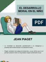 Desarrollo Moral en El Niño