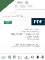 GRR Pielonefritis Aguda