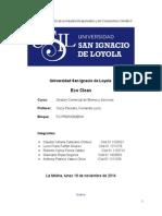 Plan Comercial 2014