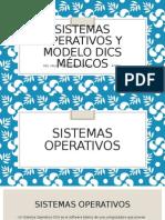 Sistemas Operativos y Modelo Dics Medicos
