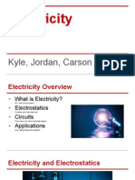 Electricity Review Powerpoint