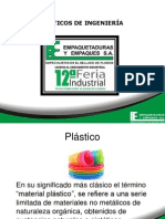 Plasticos de Ingenieria EMPAQUETADURAS Y EMPAQUES-libre