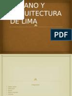CONTEXTO URBANO Y ARQUITECTURA DE LIMA.pptx
