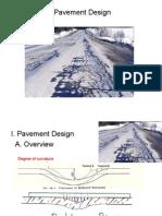 Pavement Design - SS