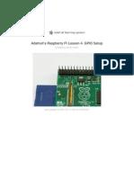 Adafruits Raspberry Pi Lesson 4 Gpio Setup (1)