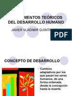 Fundamentos Teóricos Del Desarrollo Humano