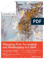 Managing Your Accounting and Bookkeeping in China - Preview