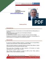 CV Carlos Ornelas