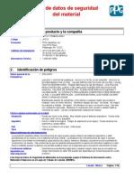 MSDS Epoxy Primer Gray
